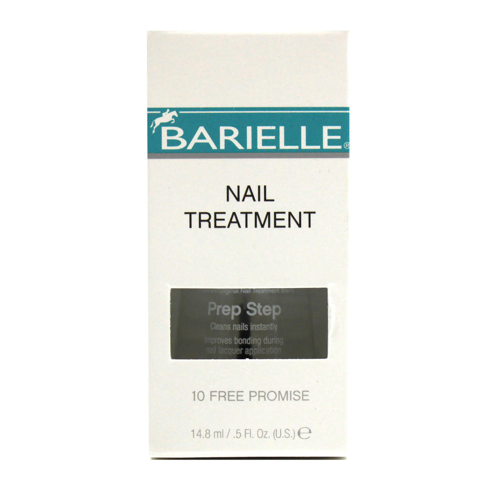 Barielle Prep Step Pre-Nail Polish and Lacquer Treatment .47 oz. - Barielle - America's Original Nail Treatment Brand