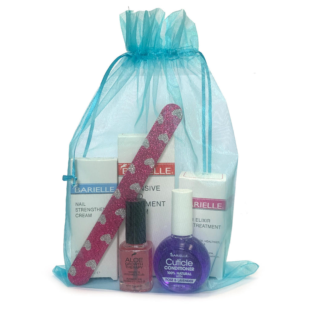 Barielle Give Mom the Gift of Beautiful Nails Collection 7-PC Set - Barielle - America's Original Nail Treatment Brand