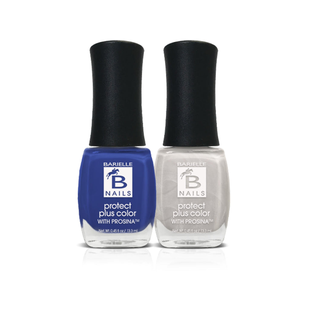 Barielle Hanukkah Bundle 2020 - Includes Two Nail Shades - Barielle - America's Original Nail Treatment Brand