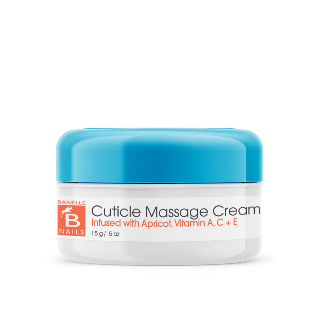 Barielle Cuticle Massage Cream .5 oz.