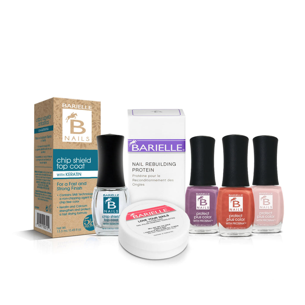 Barielle Menu For a Perfect Manicure 6-PC Set - Barielle - America's Original Nail Treatment Brand