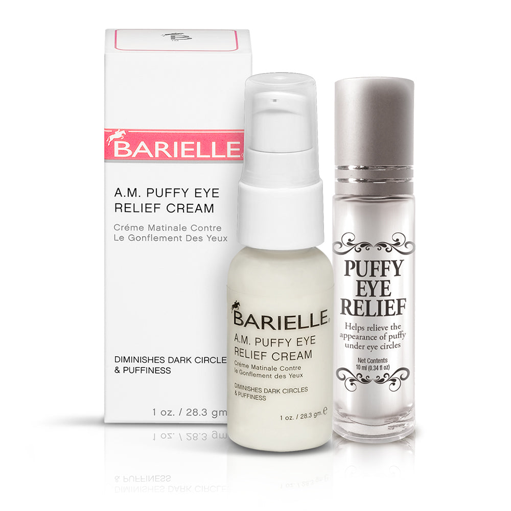 Barielle Dynamic Duo Puffy Eye Treatment Bundle 2-PC Set - Barielle - America's Original Nail Treatment Brand
