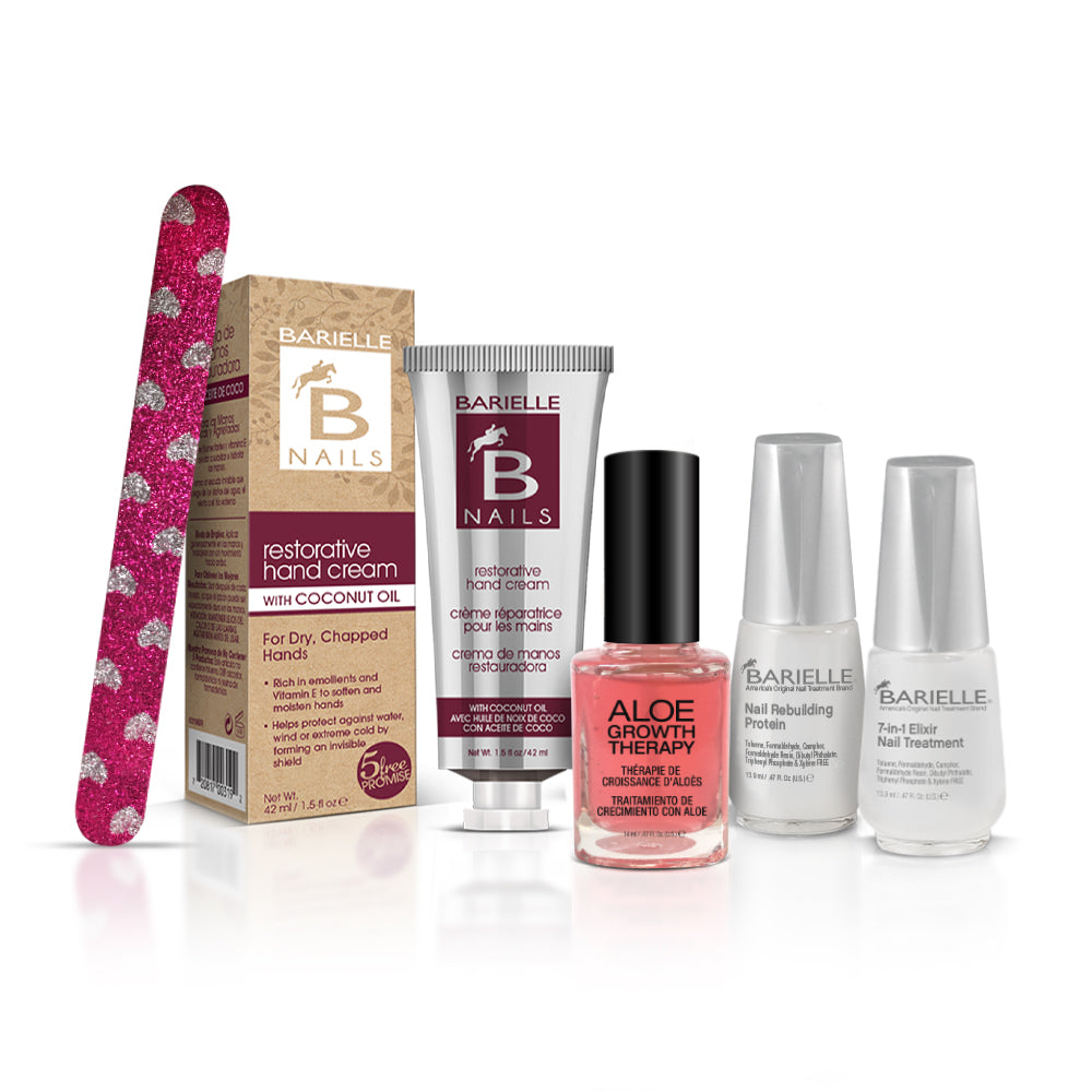Barielle Fall Into Nail Care Set - Barielle - America's Original Nail Treatment Brand