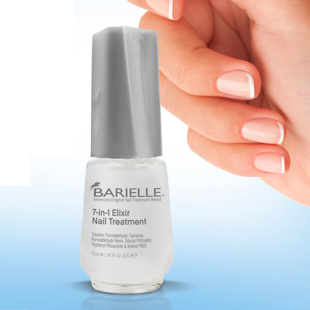 Barielle 7-in-1 Elixir Nail Treatment (2-PACK) - Barielle - America's Original Nail Treatment Brand