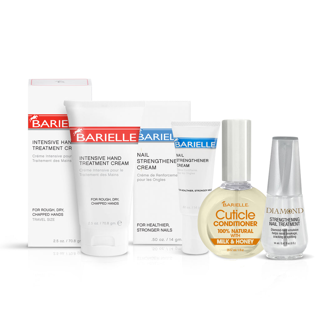 Barielle Home Run for Nail Care 4-PC Set - Barielle - America's Original Nail Treatment Brand