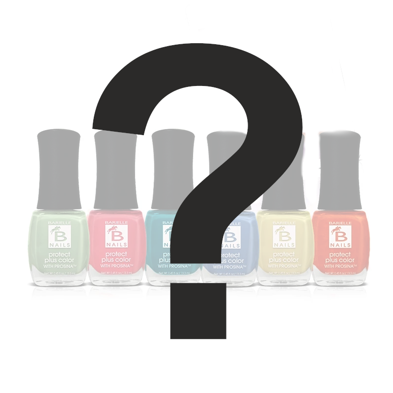 Barielle Random Nail Polish (Color/Style Varies) - Barielle - America's Original Nail Treatment Brand