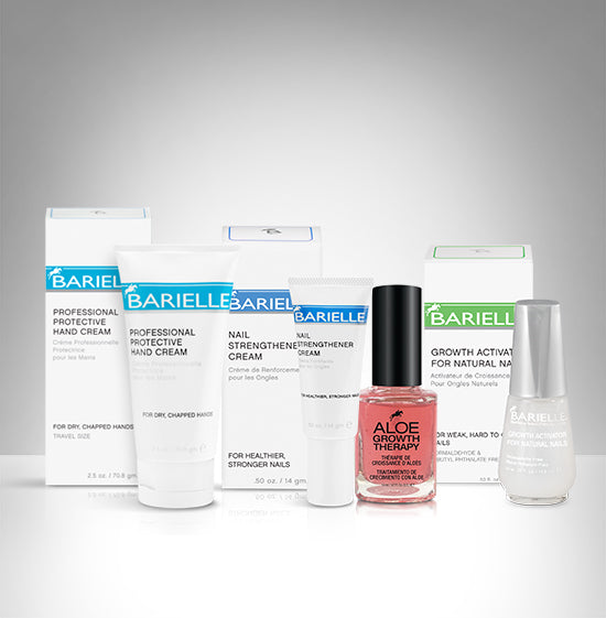Barielle Long and Strong 4-PC Set - Barielle - America's Original Nail Treatment Brand