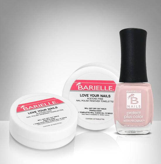 Barielle Love Your Nails Bundle - Barielle - America's Original Nail Treatment Brand