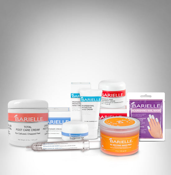 Barielle Tip to Toe Kit 7-Piece Set - Barielle - America's Original Nail Treatment Brand