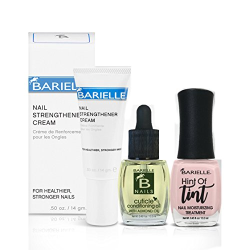 Barielle Hint of Pink Bundle 3-PC SET - Barielle - America's Original Nail Treatment Brand