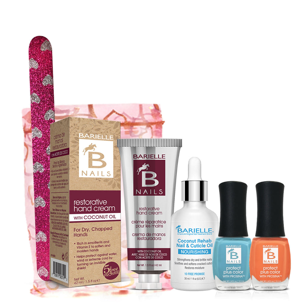 Barielle Tropical Nail Cure Bundle - Barielle - America's Original Nail Treatment Brand