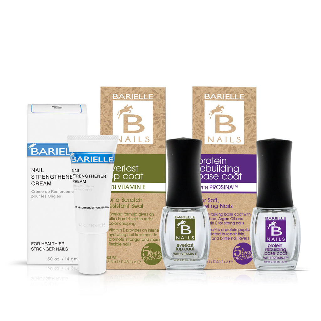 Barielle Health & Healing Nail Treatment 3-PC Set - Barielle - America's Original Nail Treatment Brand