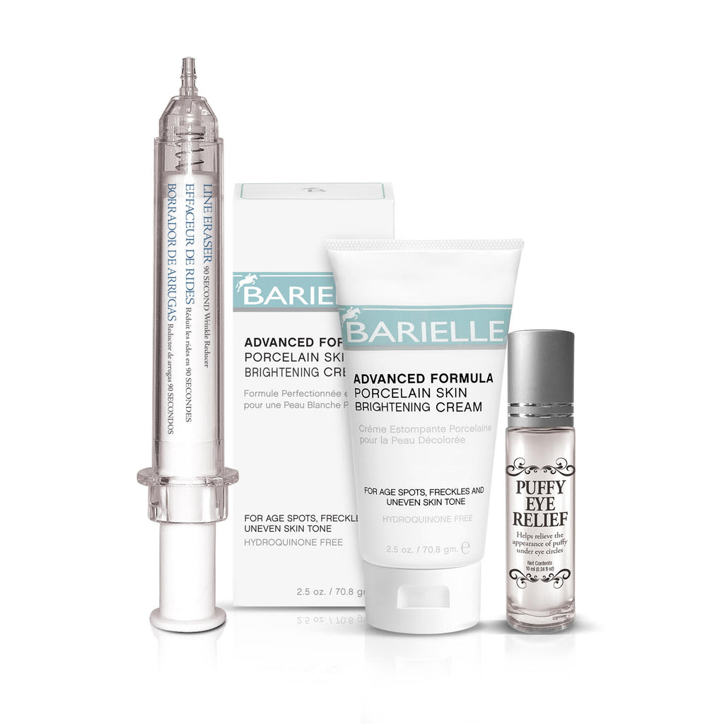 Barielle Lockdown Beautiful Skin Bundle 3-PC Set - Barielle - America's Original Nail Treatment Brand
