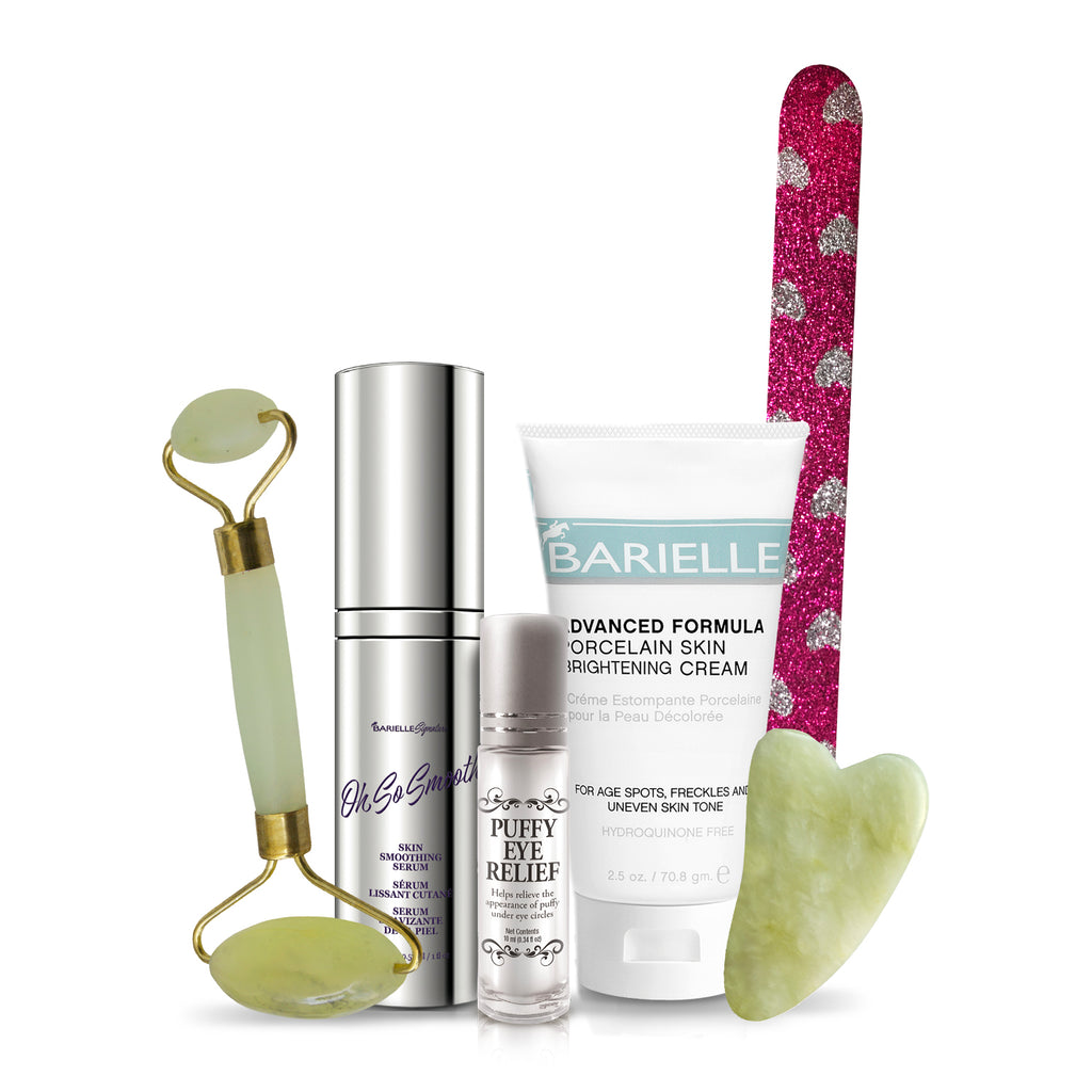Barielle My Beautiful Valentine Anti-Aging Skin Care Bundle - Barielle - America's Original Nail Treatment Brand