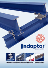 Lindapter katalog | Stålsamlinger | Girer Clamps, Support Fixings, Floor Fixings, Hollo-Bolts m.m. | Erik Larsen & Søn