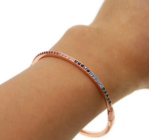Multicolor Round Bangle