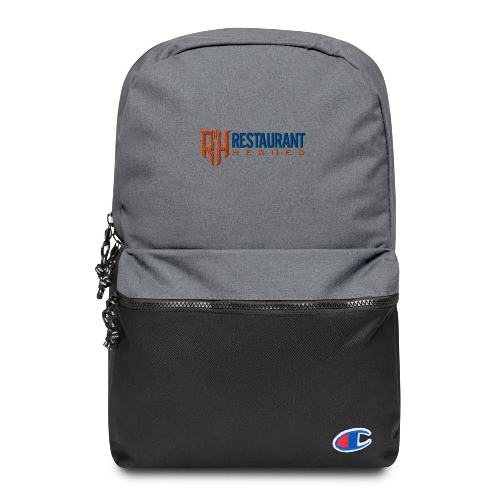 TRH Embroidered Champion Backpack