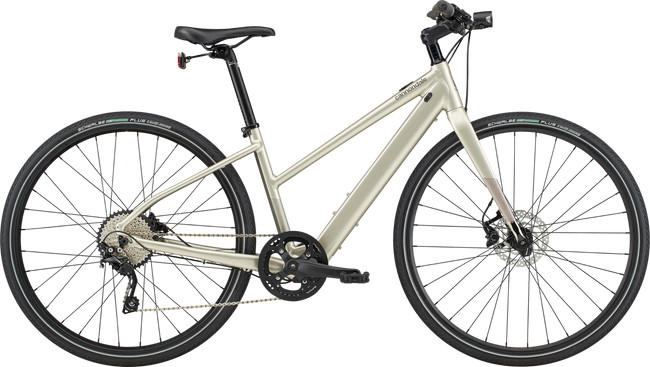 Cannondale Quick Neo 1 Remixte-Electric Bicycle-Cannondale-Voltaire Cycles of Highlands Ranch Colorado
