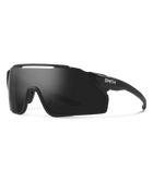 Smith Attack MAG MTB Sunglasses-Smith Optics-Matte Black || ChromaPop Black-Voltaire Cycles of Highlands Ranch Colorado
