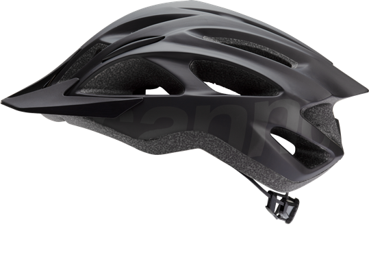 Quick Adult Helmet-Helmets-Cannondale-Black L/XL-Voltaire Cycles of Highlands Ranch Colorado