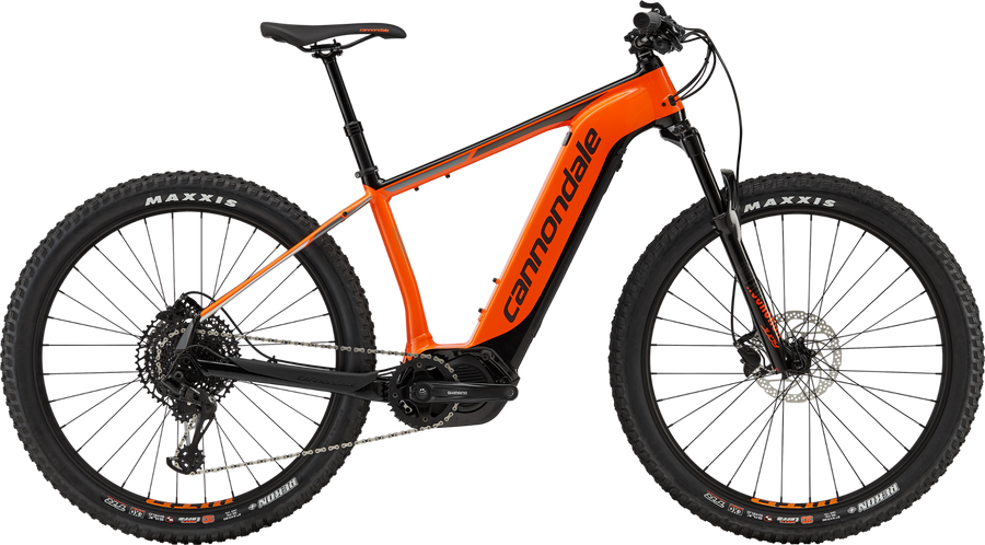 Cannondale Cujo NEO 1-Electric Bicycle-Cannondale-Orange Large-Voltaire Cycles of Highlands Ranch Colorado