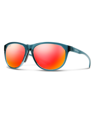 Smith Uproar Sunglasses-Eyewear-Smith Optics-Crystal Mediterranean || ChromaPop Red Mirror-Voltaire Cycles of Highlands Ranch Colorado