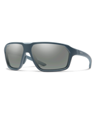 Smith Pathway Sunglasses-Eyewear-Smith Optics-Matte Iron || ChromaPop Platinum Mirror-Voltaire Cycles of Highlands Ranch Colorado