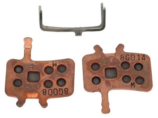 Avid Metallic Disc Brake Pads for all Juicy and BB7, Pair-Bicycle Brake Components-Avid-Voltaire Cycles of Highlands Ranch Colorado