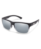 Suncloud Rambler Sunglasses-eyewear-Suncloud-Black Gray Fade || Polarized Silver Mirror-Voltaire Cycles of Highlands Ranch Colorado