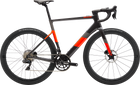 Cannondale SuperSix EVO NEO 1-Electric Bicycle-Cannondale-Graphite Small-Voltaire Cycles of Highlands Ranch Colorado