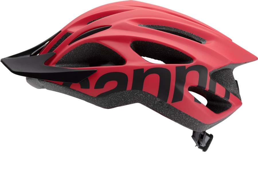 Quick Adult Helmet-Helmets-Cannondale-Red L/XL-Voltaire Cycles of Highlands Ranch Colorado