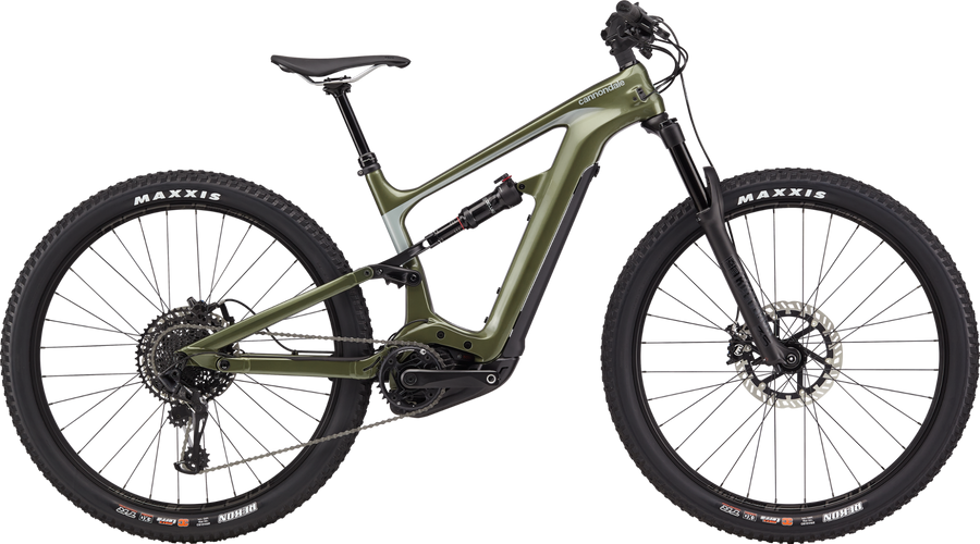 Cannondale Habit Neo 2-Electric Bicycle-Cannondale-Voltaire Cycles of Highlands Ranch Colorado