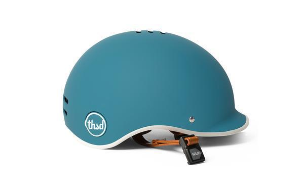 Thousand Helmet Heritage Collection-Helmets-Thousand-Coastal Blue-Small-Voltaire Cycles of Highlands Ranch Colorado