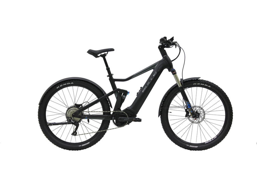 Bulls Iconic EVO TR 1 Speed Electric Bicycle NEW-Electric Bicycle-Bulls-44cm-Voltaire Cycles of Highlands Ranch Colorado