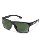Suncloud Rambler Sunglasses-eyewear-Suncloud-Matte Black || Polarized Gray Green-Voltaire Cycles of Highlands Ranch Colorado