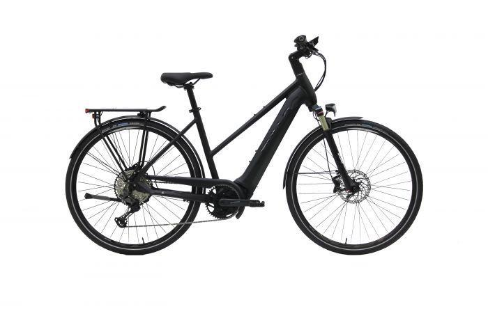 Bulls Cross Lite EVO Step Thru Electric Bicycle (New)-Electric Bicycle-Bulls-Voltaire Cycles of Highlands Ranch Colorado
