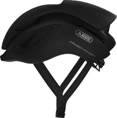 ABUS Aero Helmet GameChanger-Helmets-Abus-Velvet Black-Small 51-55 cm-Voltaire Cycles of Highlands Ranch Colorado
