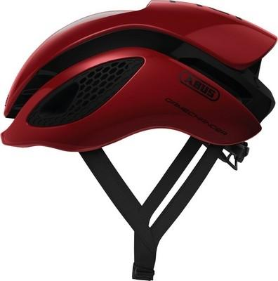 ABUS Aero Helmet GameChanger-Helmets-Abus-Blaze Red-Small 51-55 cm-Voltaire Cycles of Highlands Ranch Colorado