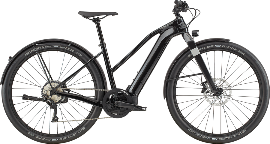 Cannondale Canvas Neo 1 Remixte-Electric Bicycle-Cannondale-Voltaire Cycles of Highlands Ranch Colorado