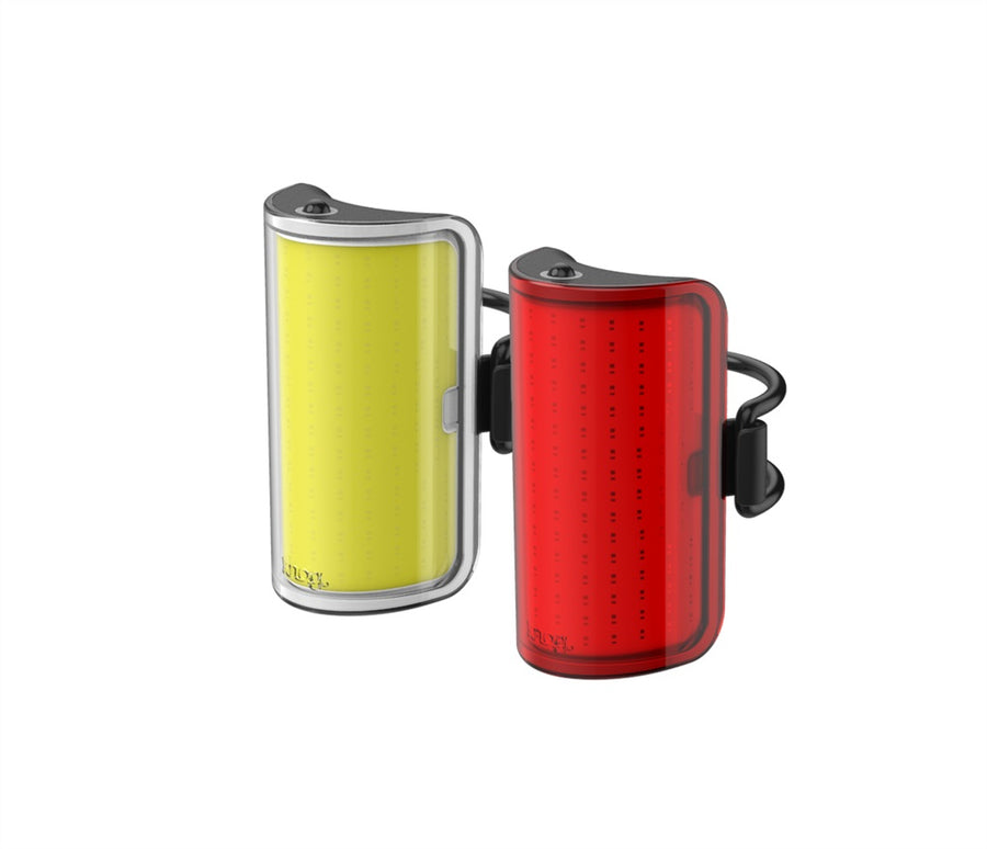 Mid Cobber Twinpack-Bicycle Lights-KNOG-Voltaire Cycles of Highlands Ranch Colorado