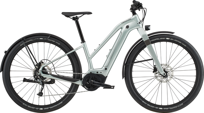 Cannondale Canvas Neo 2 Remixte-Electric Bicycle-Cannondale-Voltaire Cycles of Highlands Ranch Colorado