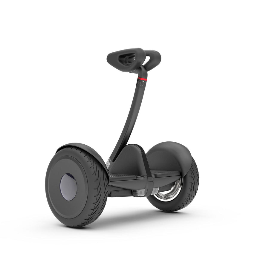 Segway Ninebot S Self-Balance Electric Mobility-Electric Scooter-Segway-Black-Voltaire Cycles of Highlands Ranch Colorado