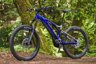 Yamaha YDX Moro Pro Electric Mountain Bike-Electric Bicycle-Yamaha-Voltaire Cycles of Highlands Ranch Colorado