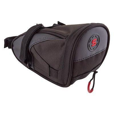 Sunlite Gator Gripper Bicycle Seat Bag-Bicycle Seat Bags-Sunlite-Voltaire Cycles of Highlands Ranch Colorado