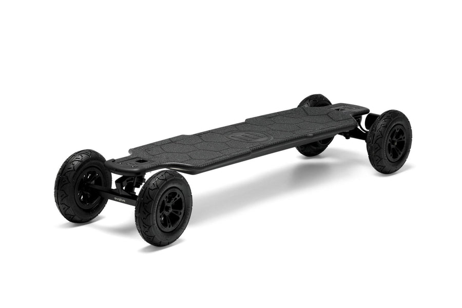 Evolve Carbon GTR All- Terrain Skateboard - Nebula Upgrade-Electric Skateboard-EVOLVE-Voltaire Cycles of Highlands Ranch Colorado