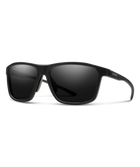 Smith Pinpoint Sunglasses-Eyewear-Smith Optics-Matte Black || ChromaPop Polarized Black-Voltaire Cycles of Highlands Ranch Colorado