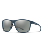 Smith Pinpoint Sunglasses-Eyewear-Smith Optics-Matte Iron || ChromaPop Polarized Platinum Mirror-Voltaire Cycles of Highlands Ranch Colorado