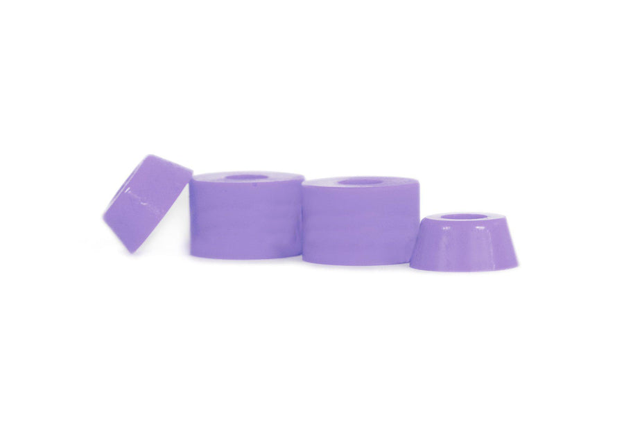 Evolve Performance Bushings Pack Single Set-Evolve-Purple 90a-Voltaire Cycles of Highlands Ranch Colorado