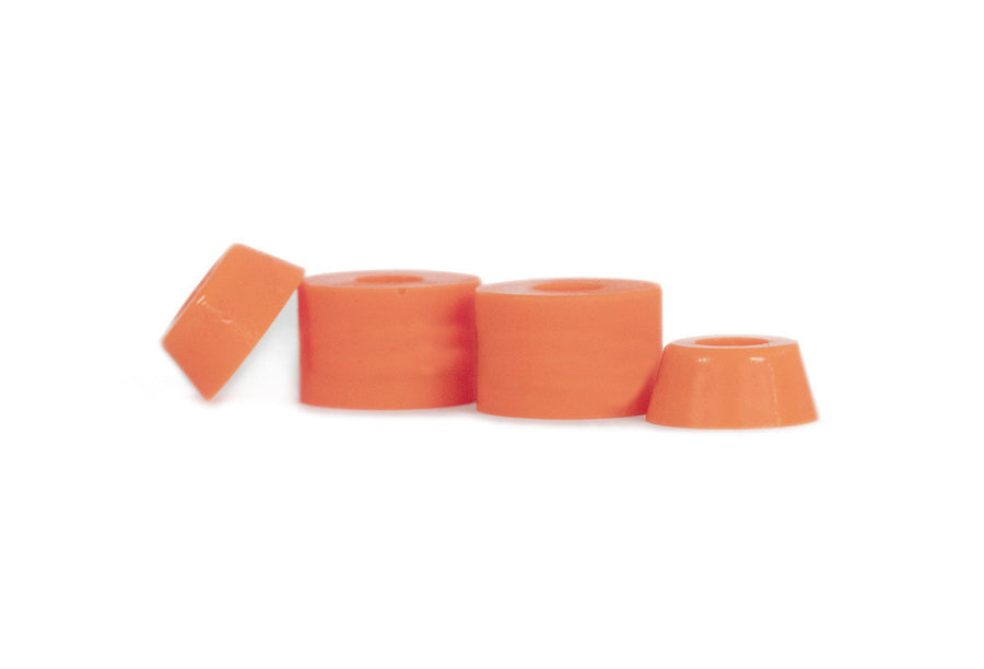 Evolve Performance Bushings Pack Single Set-Evolve-Orange 98a-Voltaire Cycles of Highlands Ranch Colorado