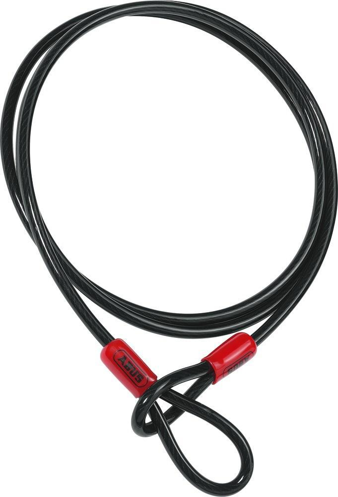 Abus Cable - Cobra 10/140 loop - 140cm length / 10mm diameter-Abus-Voltaire Cycles of Highlands Ranch Colorado
